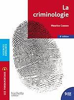 Téléchargez le livre :  La criminologie