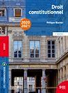 Télécharger le livre : Les Fondamentaux - Droit Constitutionnel 2020 -2021