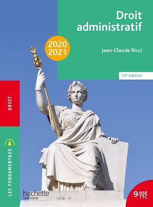 Téléchargez le livre :  Les Fondamentaux - Droit administratif 2020-2021