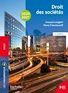 Télécharger le livre :  Fondamentaux - Droit des sociétés 2020-2021
