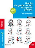 Téléchargez le livre :  Histoire des grands courants de la pensée politique