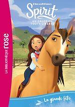 Téléchargez le livre :  Spirit 08 - La grande fête