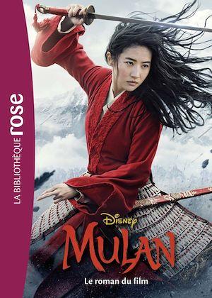 Mulan : le roman du film