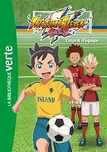Téléchargez le livre :  Inazuma eleven 03 - L'esprit d'équipe