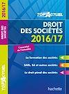 Télécharger le livre :  TOP Actuel Droit Des Sociétés 2016/2017