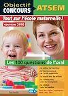 Télécharger le livre :  ATSEM - 100 questions/réponses pour l'oral
