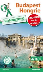 Download this eBook Guide du Routard Budapest, Hongrie 2016/17
