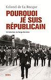 Télécharger le livre :  Pourquoi je suis républicain. Carnets de captivité