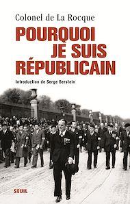 Téléchargez le livre :  Pourquoi je suis républicain. Carnets de captivité