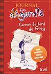 Télécharger le livre :  Carnet de bord de Greg Heffley. Journal d'un dégonflé, tome 1