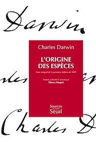 Téléchargez le livre :  L'Origine des espèces. Texte intégral de la première édition de 1859