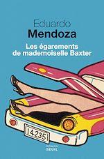 Téléchargez le livre :  Les Égarements de mademoiselle Baxter