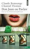 Télécharger le livre :  Don Juan ou Pavlov. Essai sur la communication publicitaire
