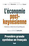 Télécharger le livre :  L'Economie post-keynésienne - Histoire, théories et politiques