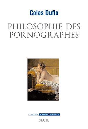 Téléchargez le livre :  Philosophie des pornographes