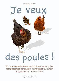 Téléchargez le livre :  Je veux des poules !