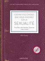 Téléchargez le livre :  1001 petites choses que vous ignoriez sur la sexualité