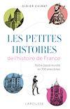 Télécharger le livre :  Les petites histoires de l'Histoire de France