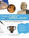 Télécharger le livre :  Premiers pas en grec ancien