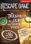 Télécharger le livre :  Escape de game de poche  - Le Trésor de l'île des Quatre Vents