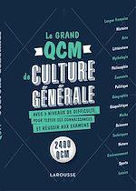 Download this eBook Le grand QCM de culture générale
