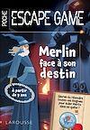 Télécharger le livre :  Escape de game de poche Junior - Merlin face à son destin