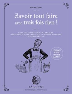 Download the eBook: Savoir tout faire avec trois fois rien !