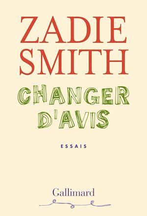 Téléchargez le livre :  Changer d'avis