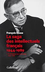 Download this eBook La saga des intellectuels français (Tome 1)