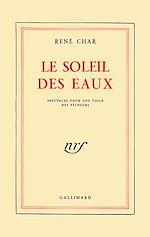 Download this eBook Le Soleil des eaux. Spectacle pour une toile de pêcheurs