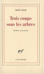 Download this eBook Trois coups sous les arbres. Théâtre saisonnier