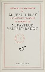 Download this eBook Discours de réception de M. Jean Delay à l'Académie française