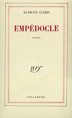 Download this eBook Empédocle