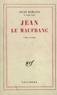 Téléchargez le livre :  Jean le Maufranc