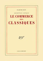 Download this eBook Descriptions critiques (Tome 2) - Le commerce des classiques