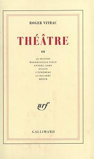 Téléchargez le livre :  Théâtre (Tome III)