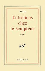 Download this eBook Entretiens chez le sculpteur