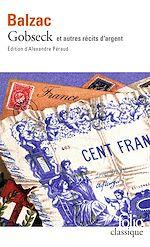 Download this eBook Gobseck et autres récits d'argent