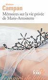 Télécharger le livre :  Mémoires sur la vie privée de Marie-Antoinette