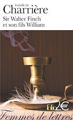 Download this eBook Sir Walter Finch et son fils William