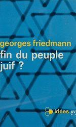 Download this eBook Fin du peuple juif ?