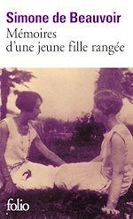 Download this eBook Mémoires d'une jeune fille rangée
