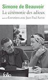 Télécharger le livre :  La cérémonie des adieux / Entretiens avec Jean-Paul Sartre