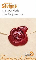"""Download this eBook """"Je vous écris tous les jours..."""""""
