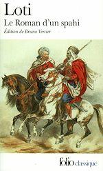 Download this eBook Le Roman d'un spahi
