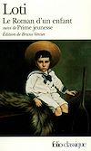 Le roman d'un enfant suivi de Prime jeunesse