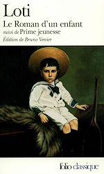 Download this eBook Le roman d'un enfant suivi de Prime jeunesse