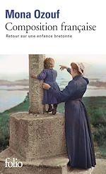 Download this eBook Composition française. Retour sur une enfance bretonne