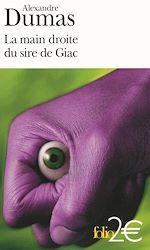 Download this eBook La main droite du Sire de Giac et autres nouvelles