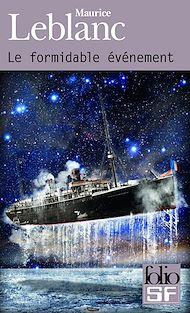 Téléchargez le livre :  Le formidable événement